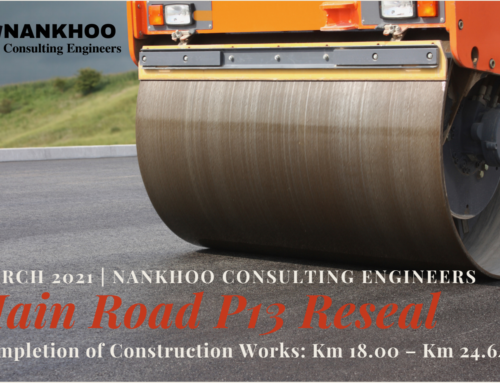 Main Road P13 Rehab Completion